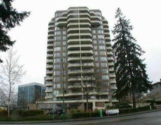 "Photo 1: 703 5790 PATTERSON AV in Burnaby: Metrotown Condo for sale in ""REGENT"" (Burnaby South)  : MLS®# V588135"