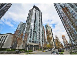 Main Photo: # 905 1495 RICHARDS ST in : Yaletown Condo for sale : MLS®# V1000676
