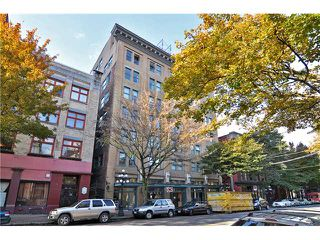 Main Photo: # 706 233 ABBOTT ST in : Downtown VW Condo for sale : MLS®# V921182