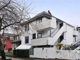 Photo 2: 1038 CARDERO Street in Vancouver: West End VW House Triplex for sale (Vancouver West)  : MLS®# V1036593