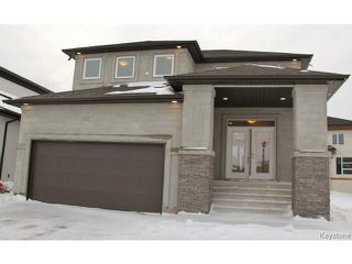 Photo 1: 39 Wavecrest Cove in WINNIPEG: Transcona Residential for sale (North East Winnipeg)  : MLS®# 1400513