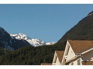 "Photo 13: # 61 1821 WILLOW CR in Squamish: Garibaldi Estates Townhouse for sale in ""GARIBALDI ESTATES -Willow Villa"" : MLS®# V1045159"