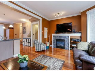 "Photo 2: 85 7155 189TH Street in Surrey: Clayton Townhouse for sale in ""BACARA"" (Cloverdale)  : MLS®# F1405846"
