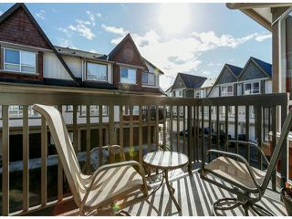 "Photo 17: 85 7155 189TH Street in Surrey: Clayton Townhouse for sale in ""BACARA"" (Cloverdale)  : MLS®# F1405846"