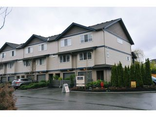 "Photo 11: 8 1268 RIVERSIDE Drive in Port Coquitlam: Riverwood Townhouse for sale in ""SOMERSTONE LANE"" : MLS®# V1058093"