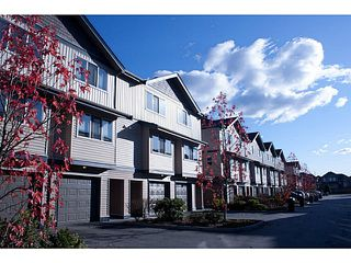 "Photo 2: 8 1268 RIVERSIDE Drive in Port Coquitlam: Riverwood Townhouse for sale in ""SOMERSTONE LANE"" : MLS®# V1058093"