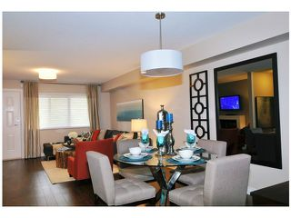 "Photo 4: 8 1268 RIVERSIDE Drive in Port Coquitlam: Riverwood Townhouse for sale in ""SOMERSTONE LANE"" : MLS®# V1058093"