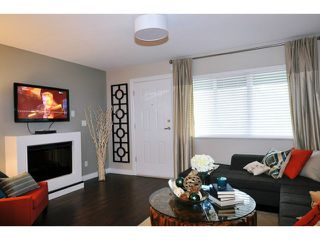 "Photo 3: 8 1268 RIVERSIDE Drive in Port Coquitlam: Riverwood Townhouse for sale in ""SOMERSTONE LANE"" : MLS®# V1058093"