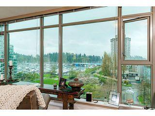 "Photo 11: 504 1680 BAYSHORE Drive in Vancouver: Coal Harbour Condo for sale in ""BAYSHORE GARDENS"" (Vancouver West)  : MLS®# V1059517"