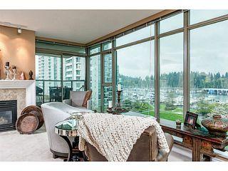 "Photo 10: 504 1680 BAYSHORE Drive in Vancouver: Coal Harbour Condo for sale in ""BAYSHORE GARDENS"" (Vancouver West)  : MLS®# V1059517"