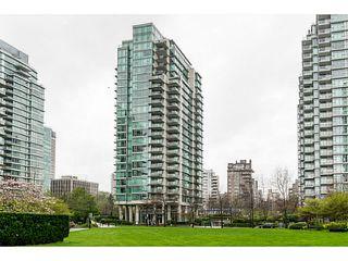 "Photo 1: 504 1680 BAYSHORE Drive in Vancouver: Coal Harbour Condo for sale in ""BAYSHORE GARDENS"" (Vancouver West)  : MLS®# V1059517"