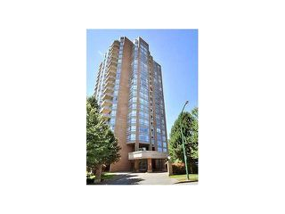 """Main Photo: 903 4350 BERESFORD Street in Burnaby: Metrotown Condo for sale in """"CARLTON ON THE PARK"""" (Burnaby South)  : MLS®# V1107391"""