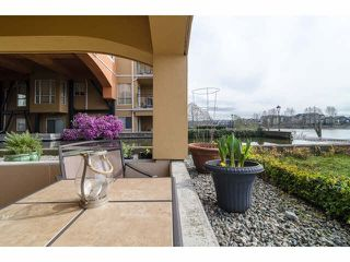 "Photo 19: 112 6 RENAISSANCE Square in New Westminster: Quay Condo for sale in ""RIALTO"" : MLS®# V1111583"