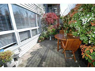 "Photo 13: 3173 W 4TH Avenue in Vancouver: Kitsilano Condo for sale in ""BRIDGEWATER"" (Vancouver West)  : MLS®# V1114933"