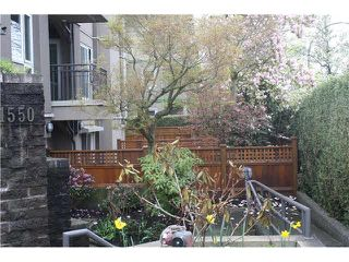 "Photo 8: 401 1550 SW MARINE Drive in Vancouver: Marpole Condo for sale in ""THE CARLTON"" (Vancouver West)  : MLS®# V1115866"