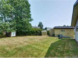 Photo 20: 2119 Redwing Place in SIDNEY: Si Sidney South-West Single Family Detached for sale (Sidney)  : MLS®# 353668