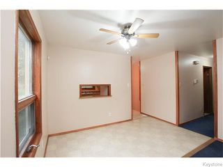 Photo 5: 141 Angus Street in WINNIPEG: North End Residential for sale (North West Winnipeg)  : MLS®# 1520290