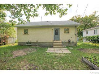 Photo 19: 141 Angus Street in WINNIPEG: North End Residential for sale (North West Winnipeg)  : MLS®# 1520290