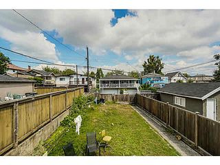 "Photo 17: 939 E 17TH Avenue in Vancouver: Fraser VE House for sale in ""CEDAR COTTAGE"" (Vancouver East)  : MLS®# V1136181"