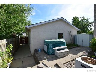 Photo 16: 51 Hollyburn Road in WINNIPEG: Westwood / Crestview Residential for sale (West Winnipeg)  : MLS®# 1521009