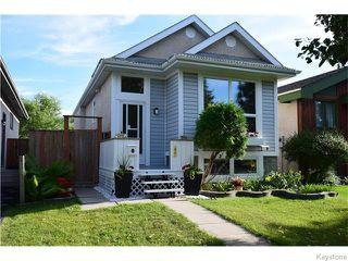 Photo 1: 51 Hollyburn Road in WINNIPEG: Westwood / Crestview Residential for sale (West Winnipeg)  : MLS®# 1521009
