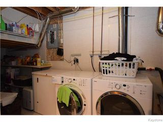 Photo 10: 51 Hollyburn Road in WINNIPEG: Westwood / Crestview Residential for sale (West Winnipeg)  : MLS®# 1521009