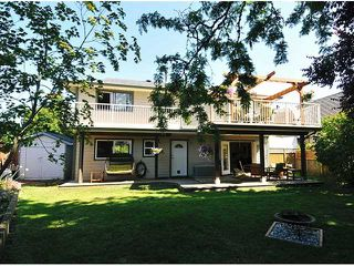 "Photo 1: 20480 THORNE Avenue in Maple Ridge: Southwest Maple Ridge House for sale in ""WEST MAPLE RIDGE"" : MLS®# V1140275"