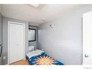 Photo 16: 352 Golden Eagle Drive in WINNIPEG: East Kildonan Residential for sale (North East Winnipeg)  : MLS®# 1525380