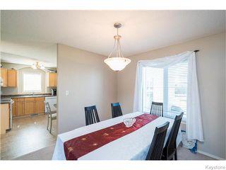 Photo 4: 352 Golden Eagle Drive in WINNIPEG: East Kildonan Residential for sale (North East Winnipeg)  : MLS®# 1525380