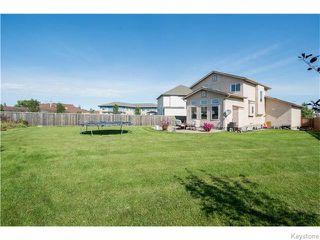 Photo 18: 352 Golden Eagle Drive in WINNIPEG: East Kildonan Residential for sale (North East Winnipeg)  : MLS®# 1525380
