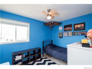 Photo 14: 352 Golden Eagle Drive in WINNIPEG: East Kildonan Residential for sale (North East Winnipeg)  : MLS®# 1525380