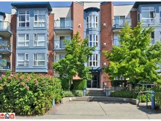 "Main Photo: 105 20277 53 Avenue in Langley: Langley City Condo for sale in ""Metro 2"" : MLS®# R2035824"