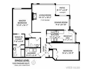 Photo 20: 107 3009 Brittany Dr in VICTORIA: La Jacklin Condo Apartment for sale (Langford)  : MLS®# 722984