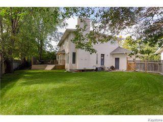 Photo 19: 23 Haddington Bay in Winnipeg: Charleswood Residential for sale (South Winnipeg)  : MLS®# 1609114