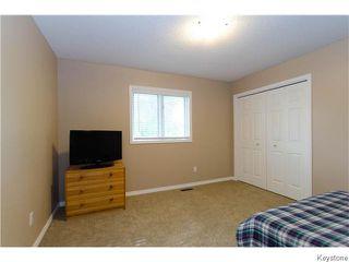 Photo 15: 23 Haddington Bay in Winnipeg: Charleswood Residential for sale (South Winnipeg)  : MLS®# 1609114