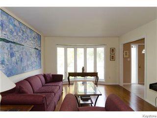 Photo 4: 23 Haddington Bay in Winnipeg: Charleswood Residential for sale (South Winnipeg)  : MLS®# 1609114