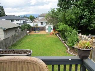 Photo 1: 19359 HAMMOND Road in Pitt Meadows: Central Meadows House 1/2 Duplex for sale : MLS®# R2073945