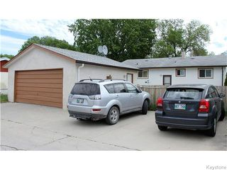 Photo 17: 1115 MONCTON Avenue in Winnipeg: Residential for sale : MLS®# 1615848