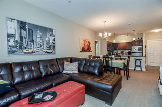 "Photo 2: 116 2353 MARPOLE Avenue in Port Coquitlam: Central Pt Coquitlam Condo for sale in ""EDGEWATER"" : MLS®# R2108513"