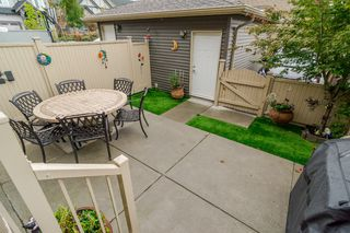 "Photo 29: 21137 77B Street in Langley: Willoughby Heights Condo for sale in ""Shaughnessy Mews"" : MLS®# R2114383"