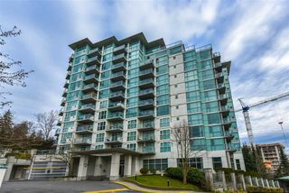 "Photo 1: 1101 2763 CHANDLERY Place in Vancouver: Fraserview VE Condo for sale in ""THE RIVER DANCE"" (Vancouver East)  : MLS®# R2138374"