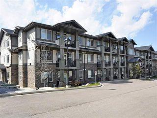 Photo 1: 203 48 PANATELLA Road NW in Calgary: Panorama Hills Condo for sale : MLS®# C4111419