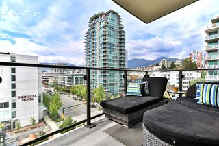 Photo 10: 908 162 VICTORY SHIP WAY in North Vancouver: Lower Lonsdale Condo for sale : MLS®# R2166439