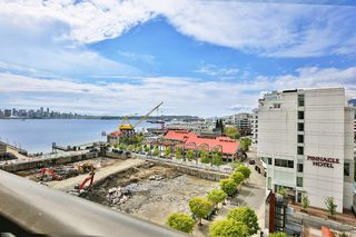 Photo 11: 908 162 VICTORY SHIP WAY in North Vancouver: Lower Lonsdale Condo for sale : MLS®# R2166439