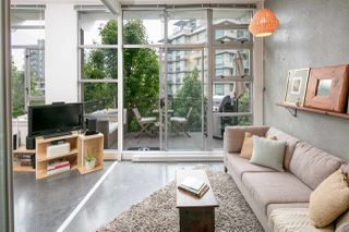 """Photo 1: 407 2635 PRINCE EDWARD Street in Vancouver: Mount Pleasant VE Condo for sale in """"Soma Lofts"""" (Vancouver East)  : MLS®# R2177446"""