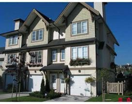 """Photo 1: 79 20540 66 Avenue in Langley: Willoughby Heights Townhouse for sale in """"AMBERLEIGH"""" : MLS®# R2180553"""
