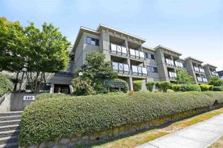 "Photo 1: 301 140 E 4TH Street in North Vancouver: Lower Lonsdale Condo for sale in ""Harbourside Terrace"" : MLS®# R2189487"