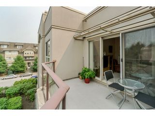 """Photo 20: 305 2109 ROWLAND Street in Port Coquitlam: Central Pt Coquitlam Condo for sale in """"Parkview Place"""" : MLS®# R2195061"""