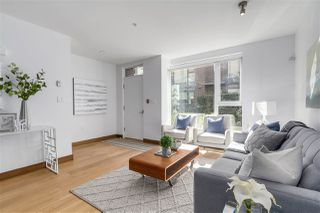 "Photo 4: 214 1961 COLLINGWOOD Street in Vancouver: Kitsilano Townhouse for sale in ""VIRIDIAN GREEN"" (Vancouver West)  : MLS®# R2205025"