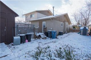 Photo 19: 237 Cambie Road in Winnipeg: Lakeside Meadows Residential for sale (3K)  : MLS®# 1728878